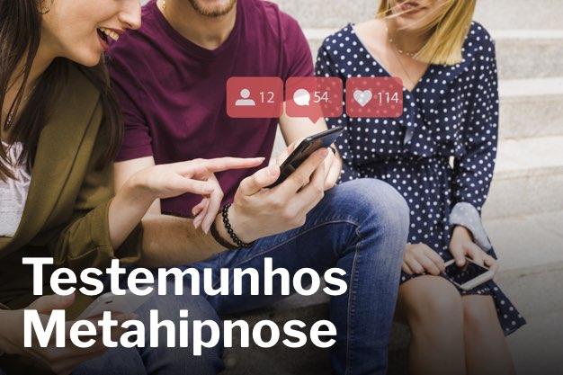 Read more about the article CONFIRA O QUE DIZ QUEM JÁ SE BENEFICIOU COM A METAHIPNOSE